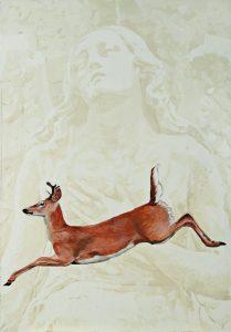 Oil on canvas - 64x93cm