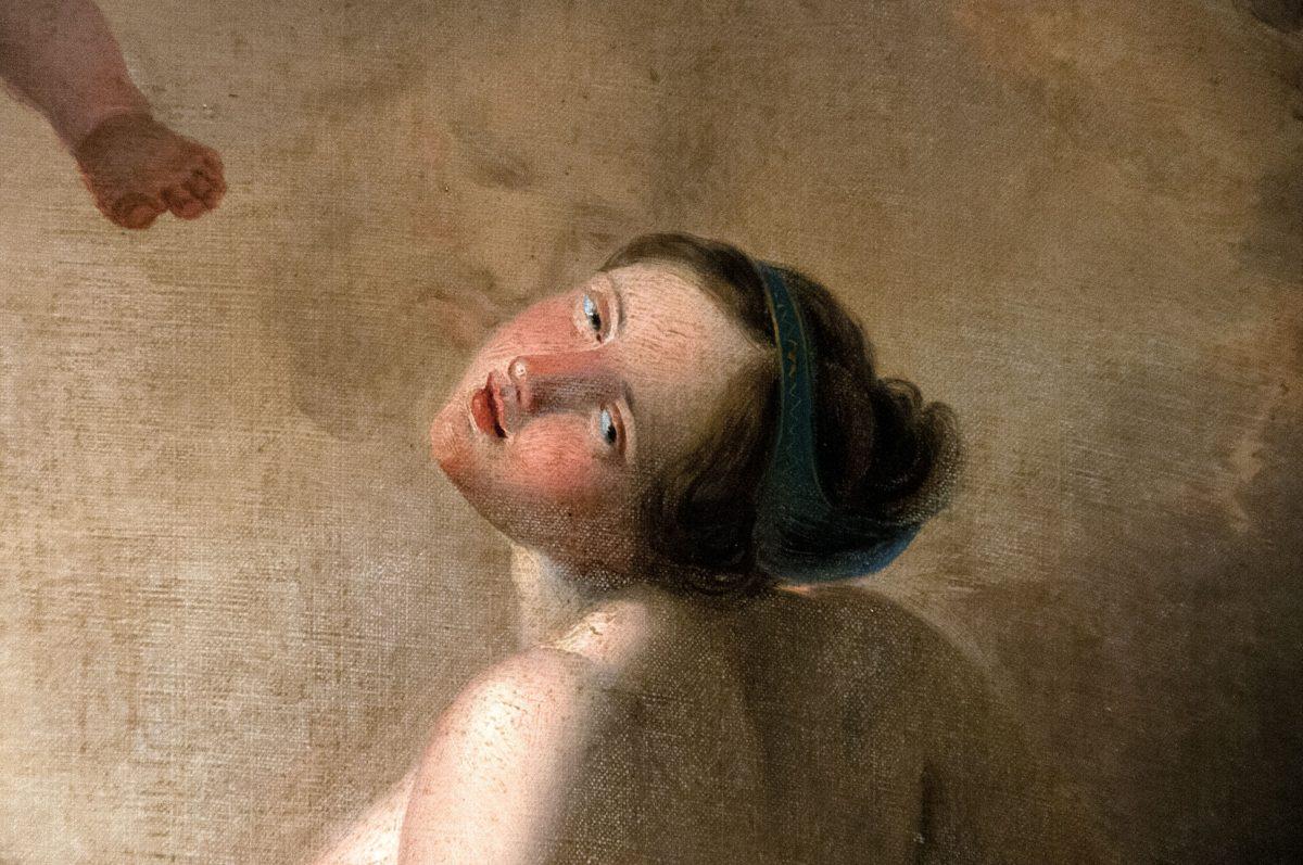 Giuseppe Patania - Io baciata da Giove