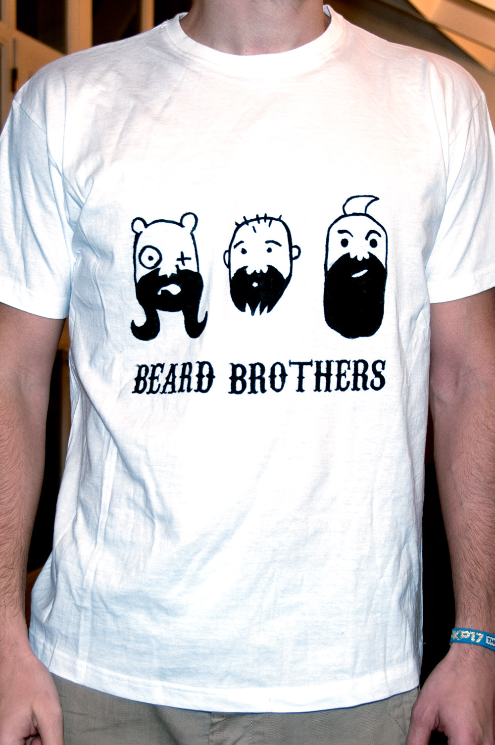 beard brothers t-shirt