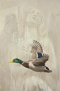 Oil on canvas. 100x150cm.
